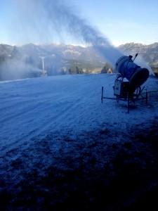 Umetni sneg 2